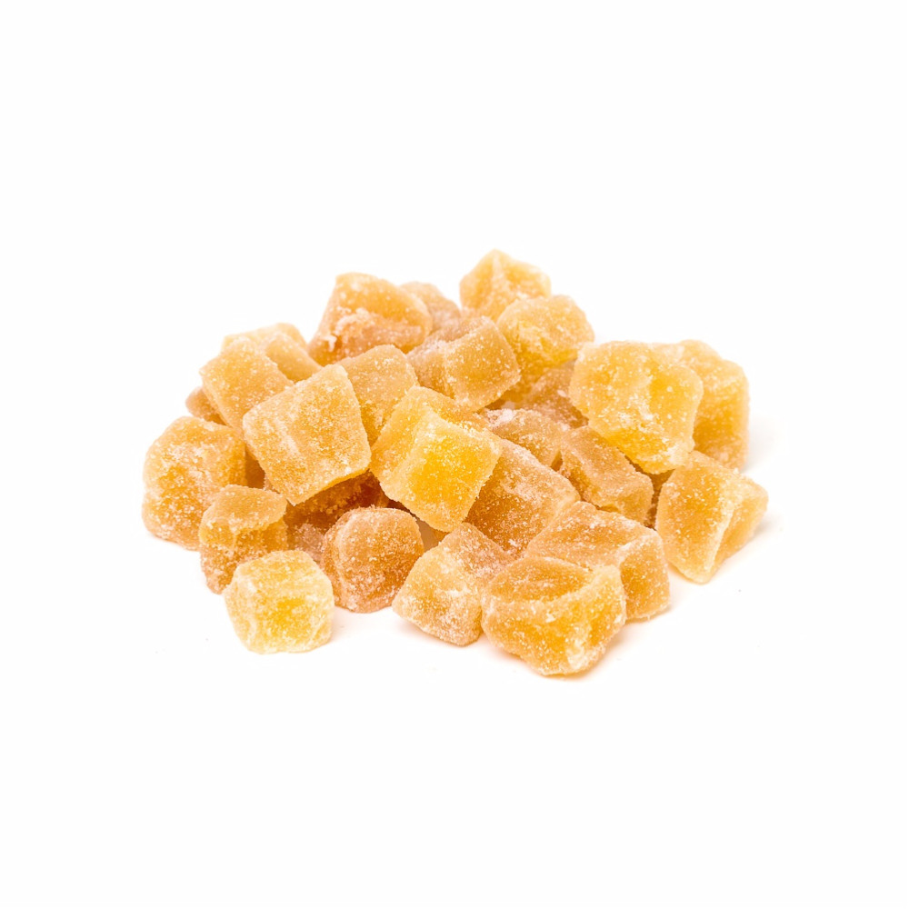 Ginger Cubes (Australia - candied Ginger)