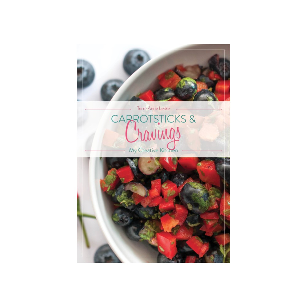 The Carrotsticks and Cravings Starter Pack & Recipe Book