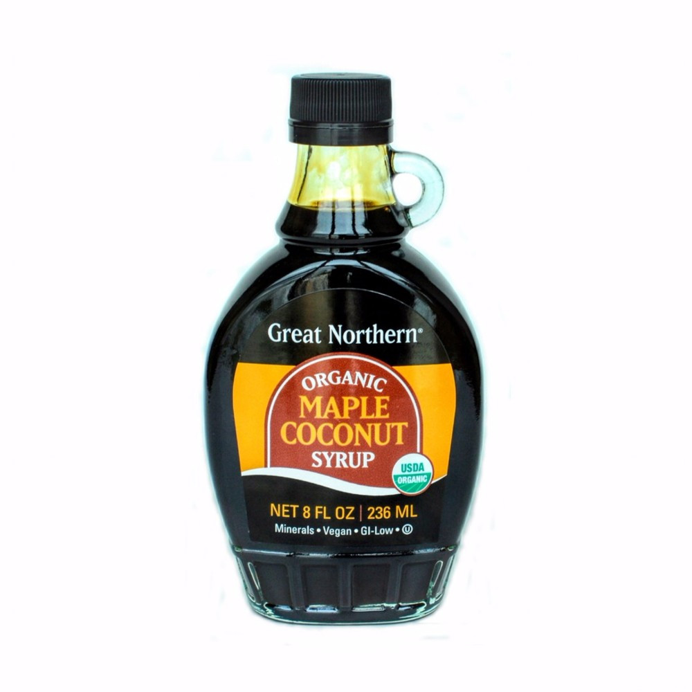 Organic Maple Coconut Syrup