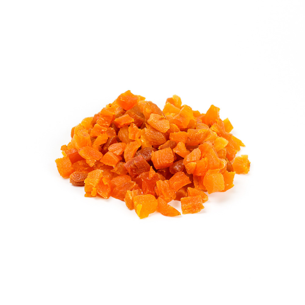 Diced Dried Apricot 12-14 mm