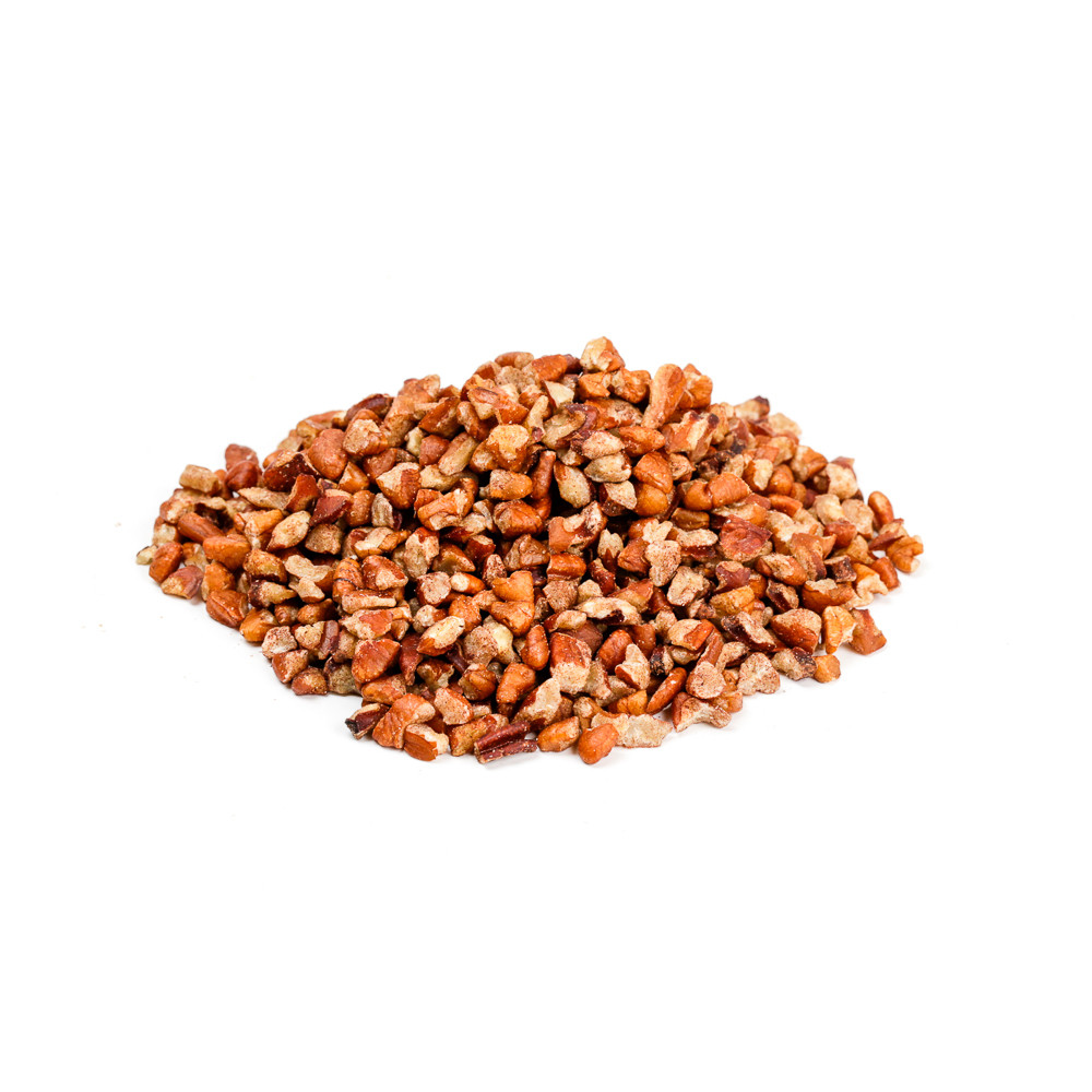 Pecan Pieces Medium 6-8mm