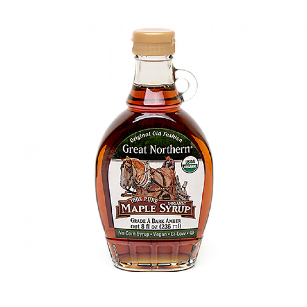 Organic Pure Maple Syrup (case, 12 bottle)