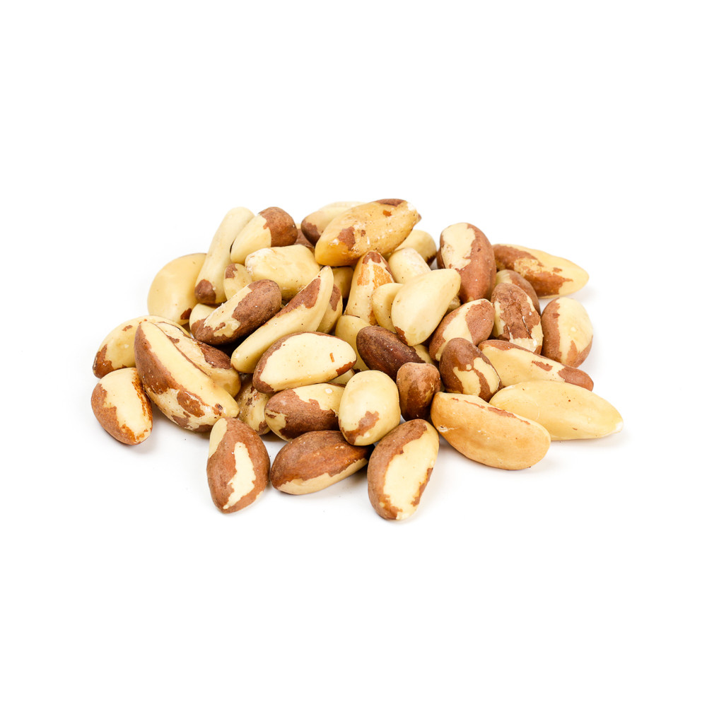 Shelled Brazil Nuts (Medium)