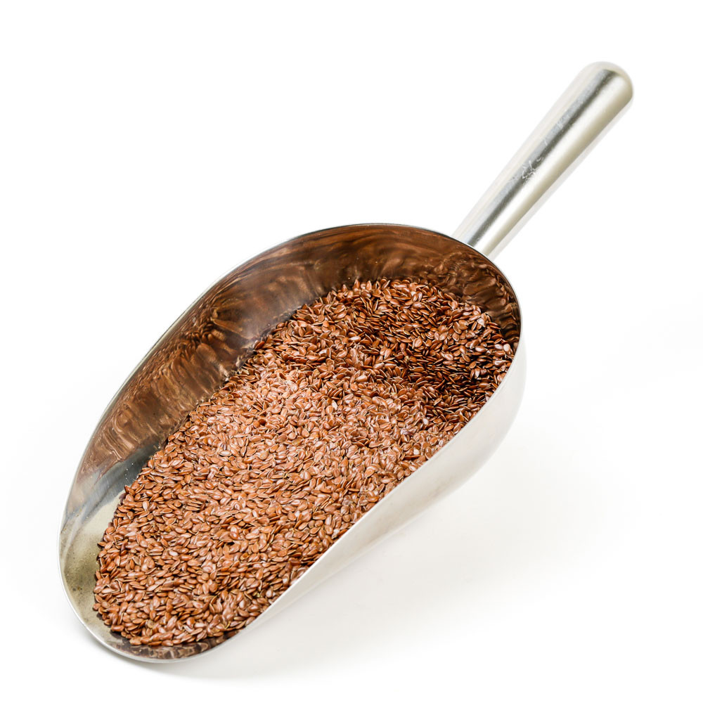 Raw Brown Flaxseed